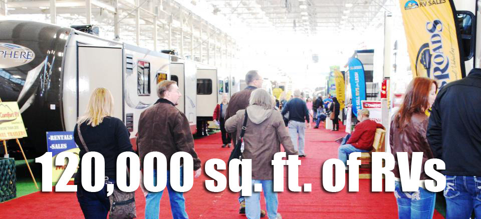 Indy RV Expo - Indiana's biggest RV show